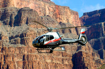 helikoptertur Grand Canyon